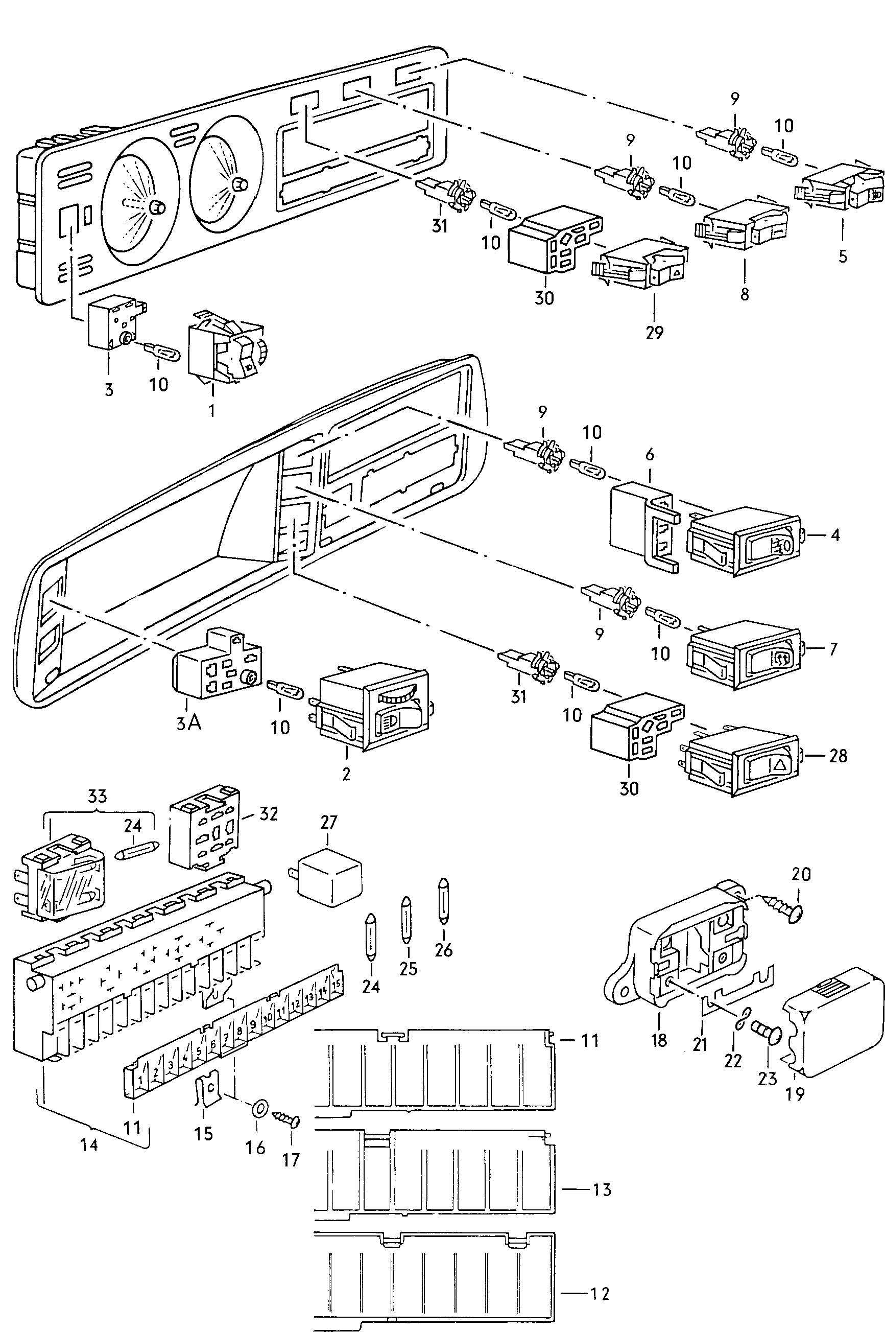 2012 volkswagen jetta 2.0 fuse box diagram