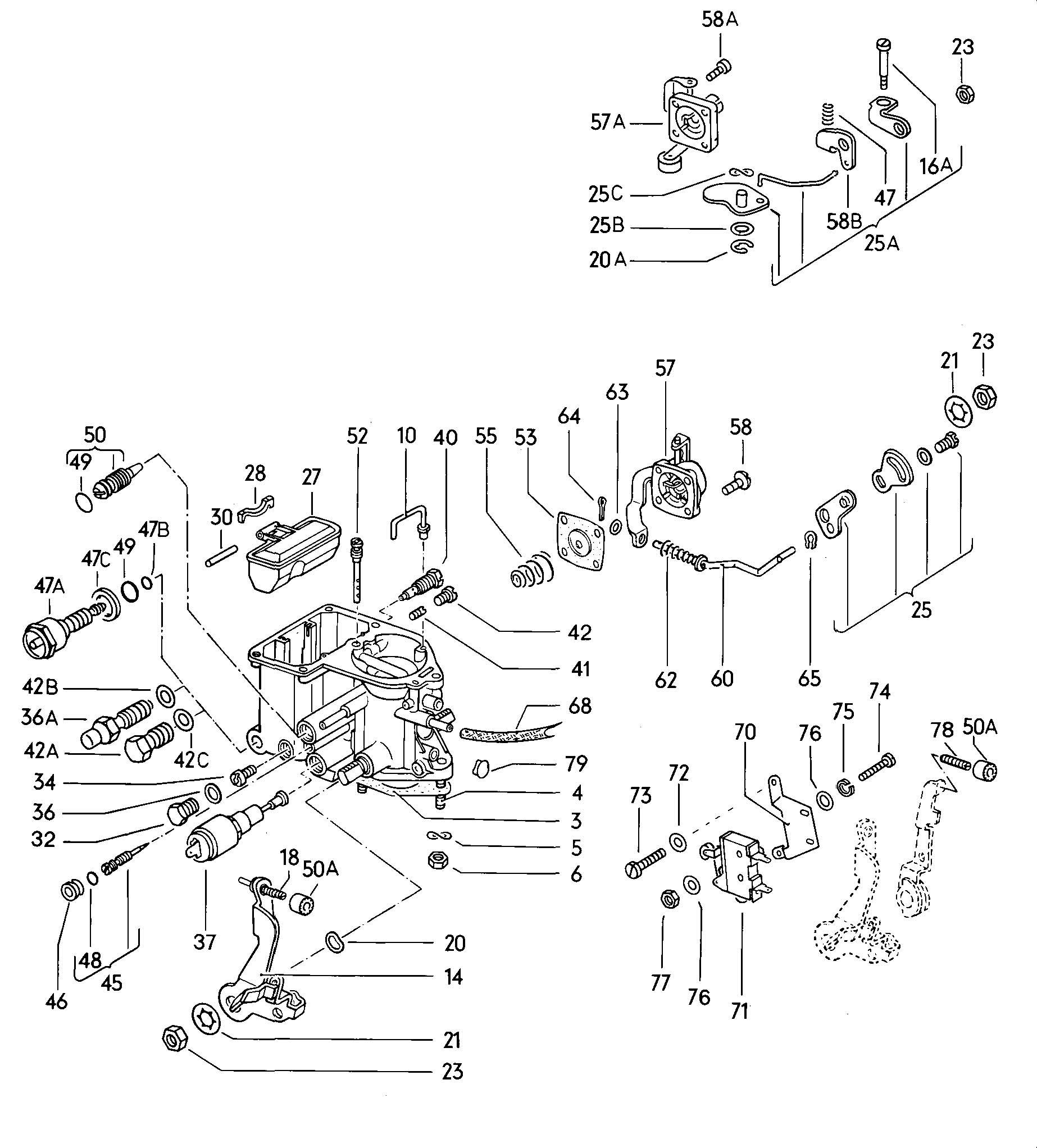 73 vw bug engine schematics