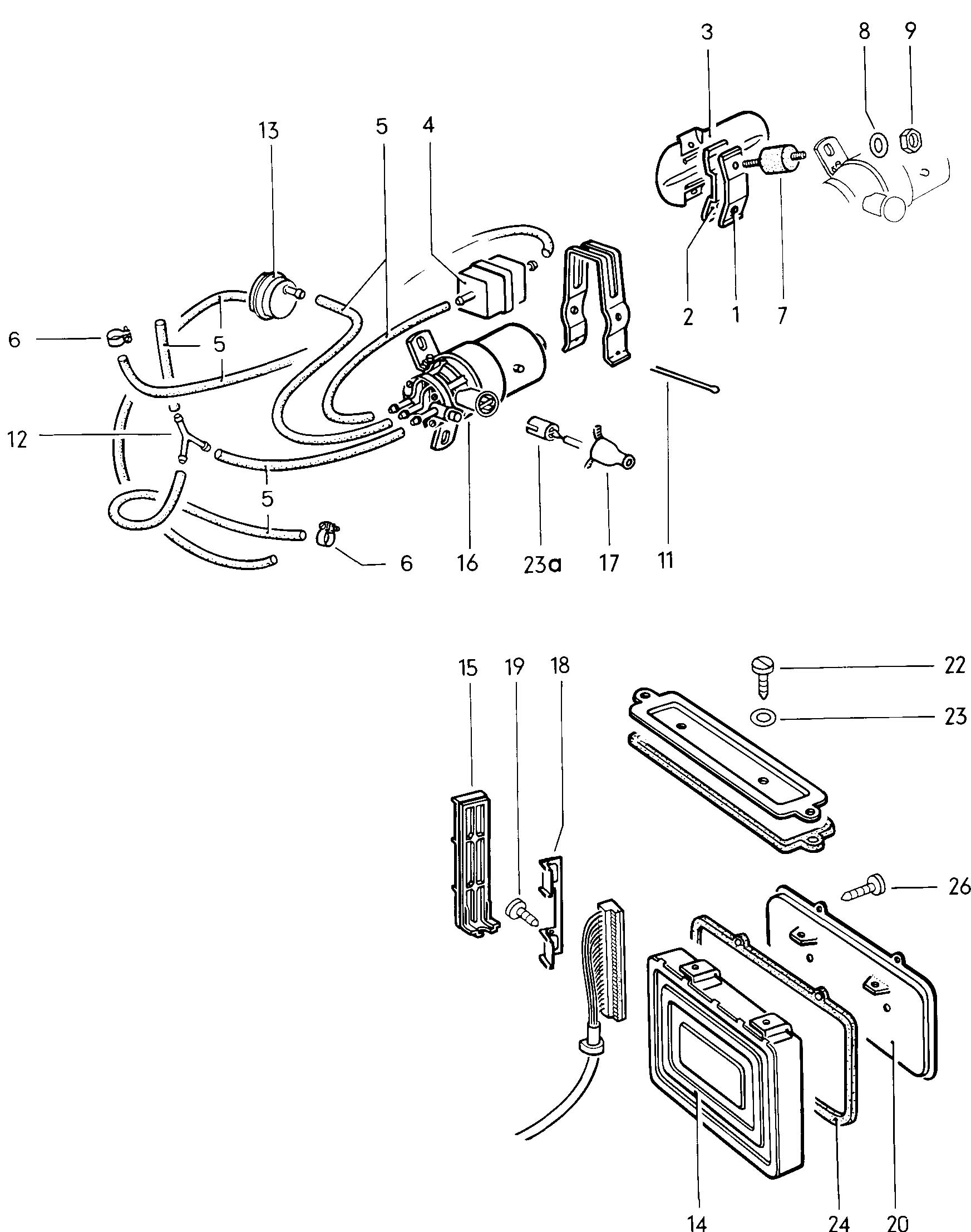 327 daihatsu engine parts diagram