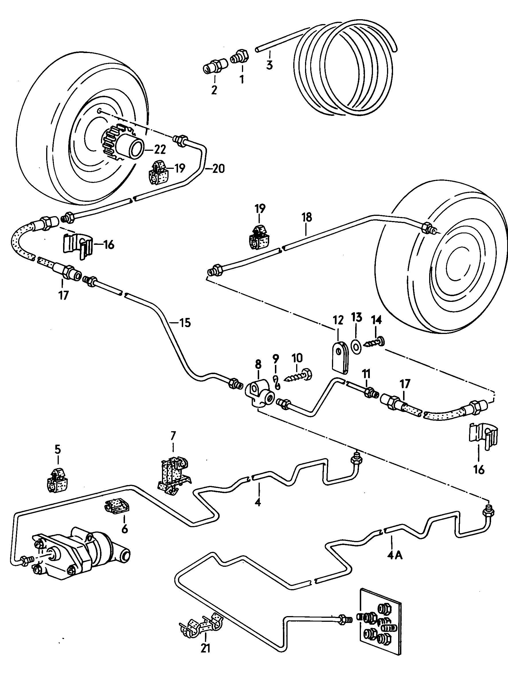97 vw cabrio wiring diagram