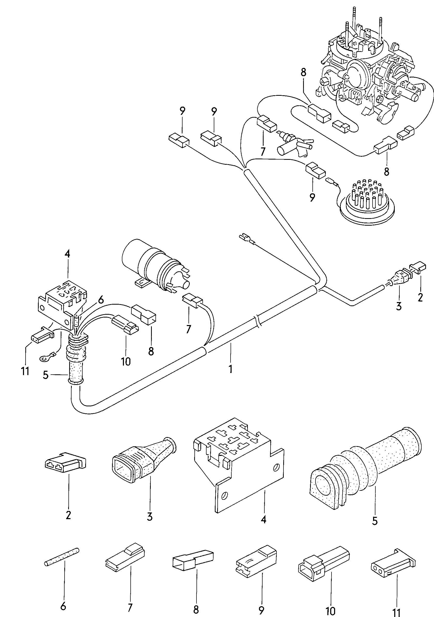 1963 vw bus wiring diagram