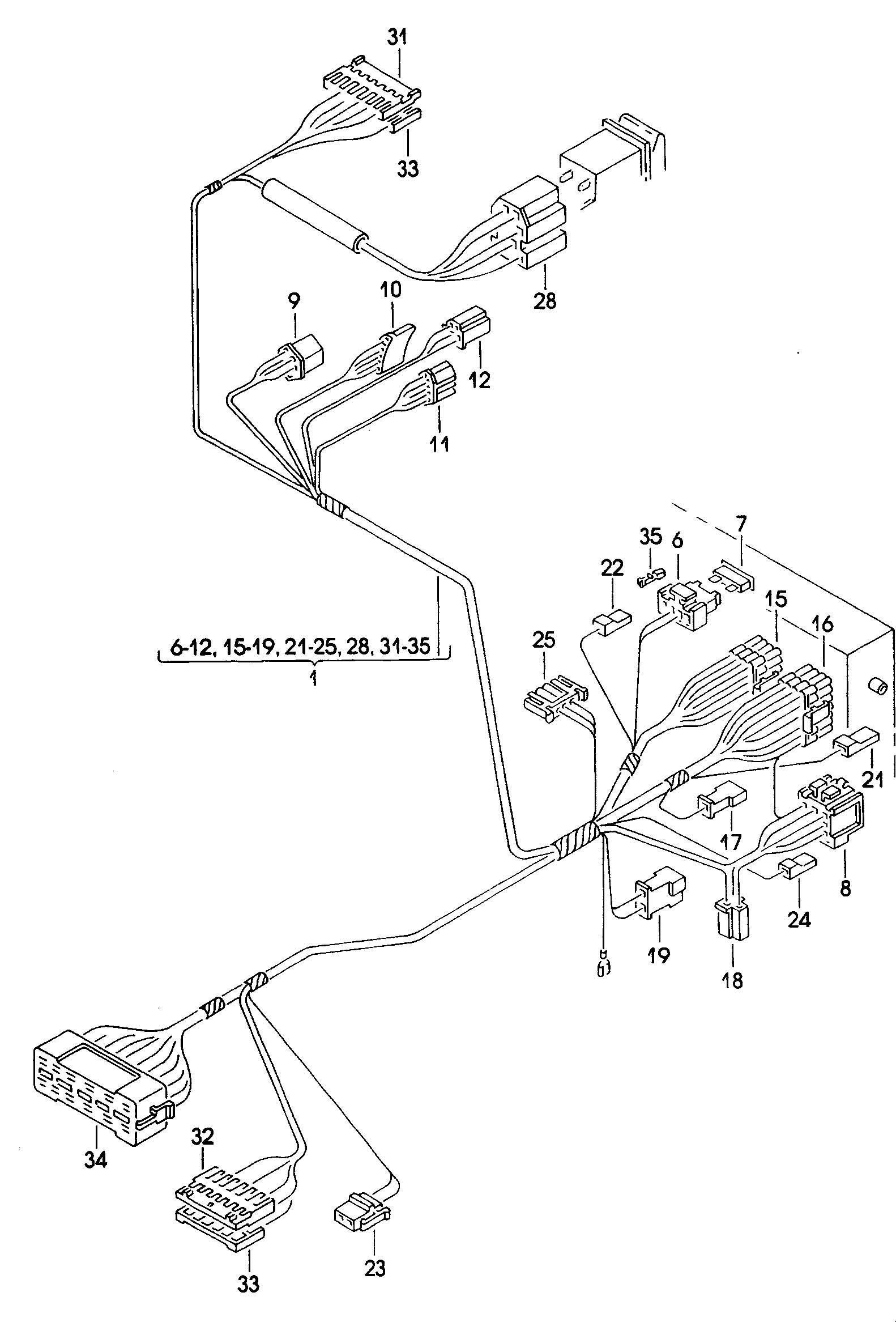 2002 vw jetta emission fuse box diagram