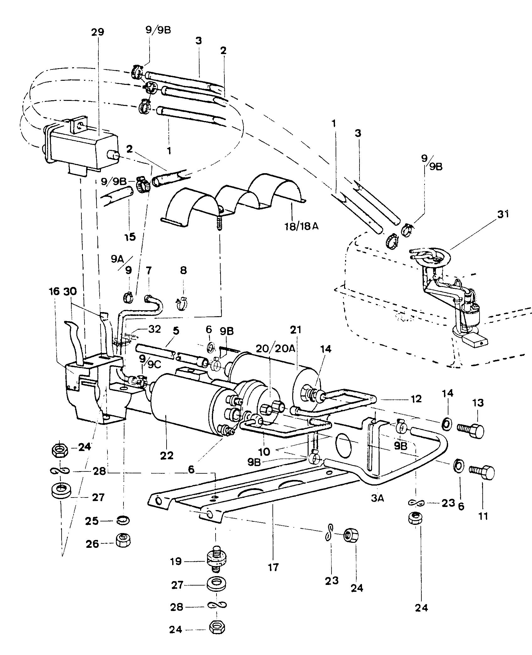 1988 vw fox wiring diagram