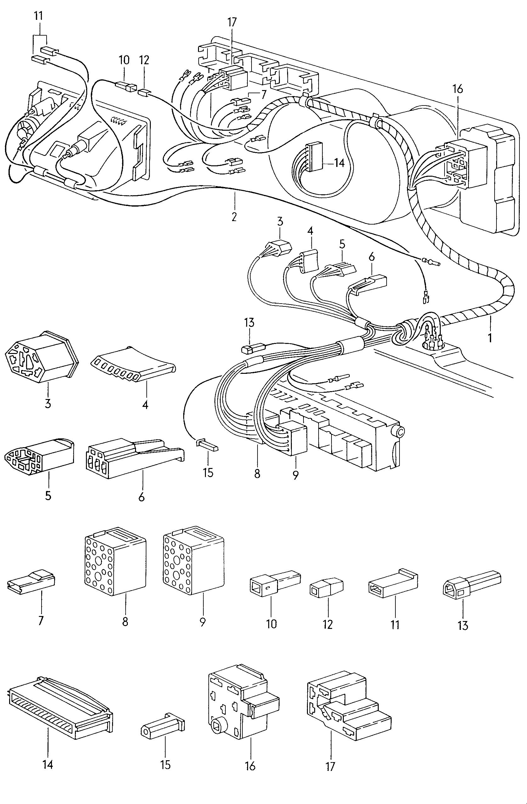 mk4 golf engine diagram
