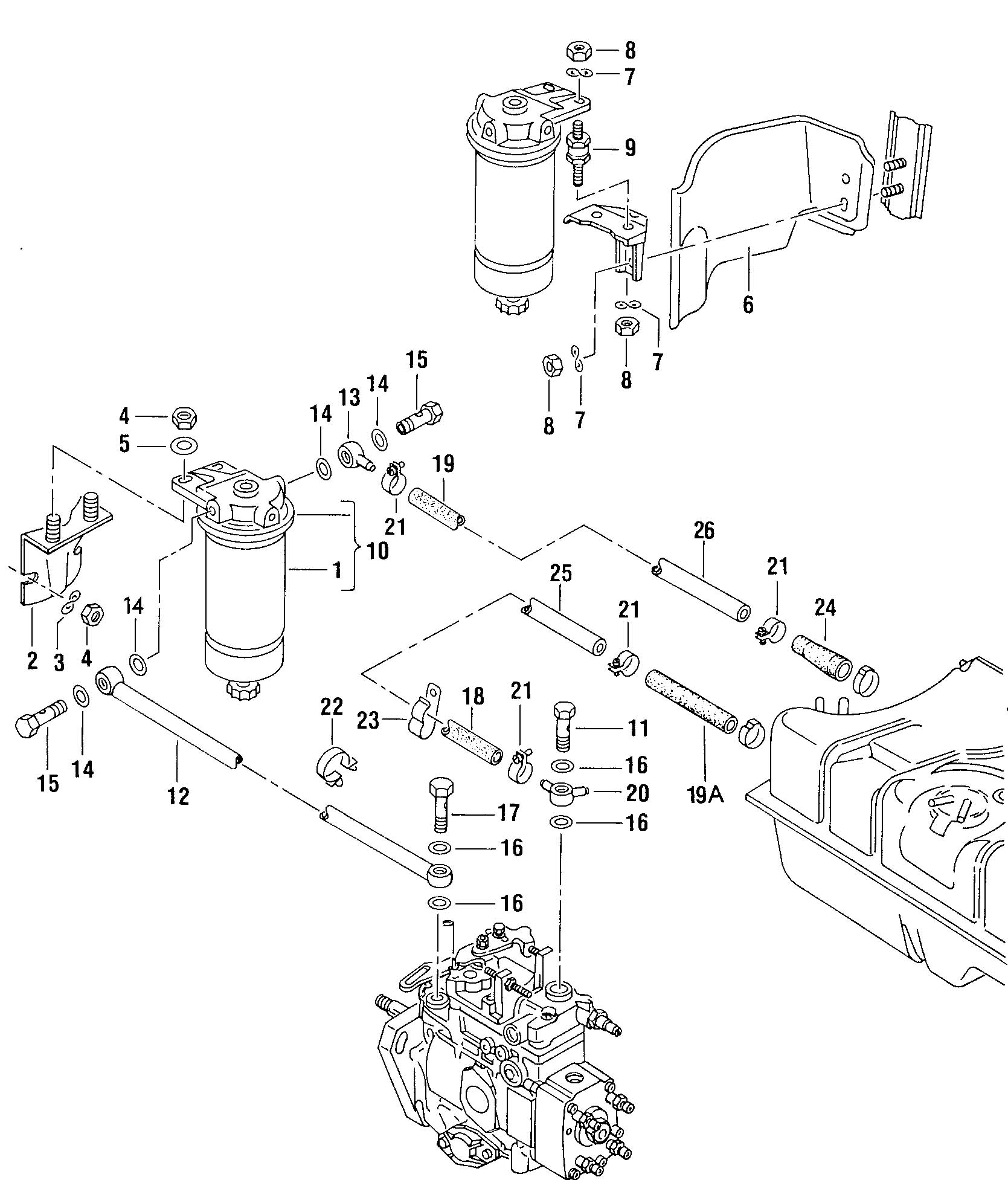 1998 volkswagen beetle fuse box diagram