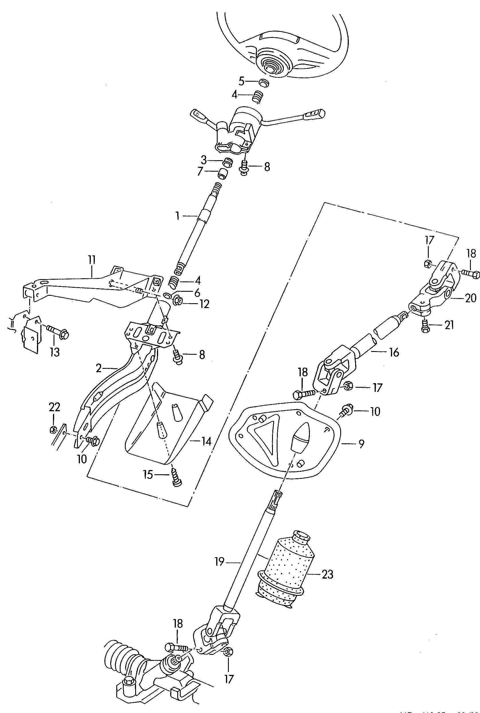 1992 volkswagen golf wiring harness
