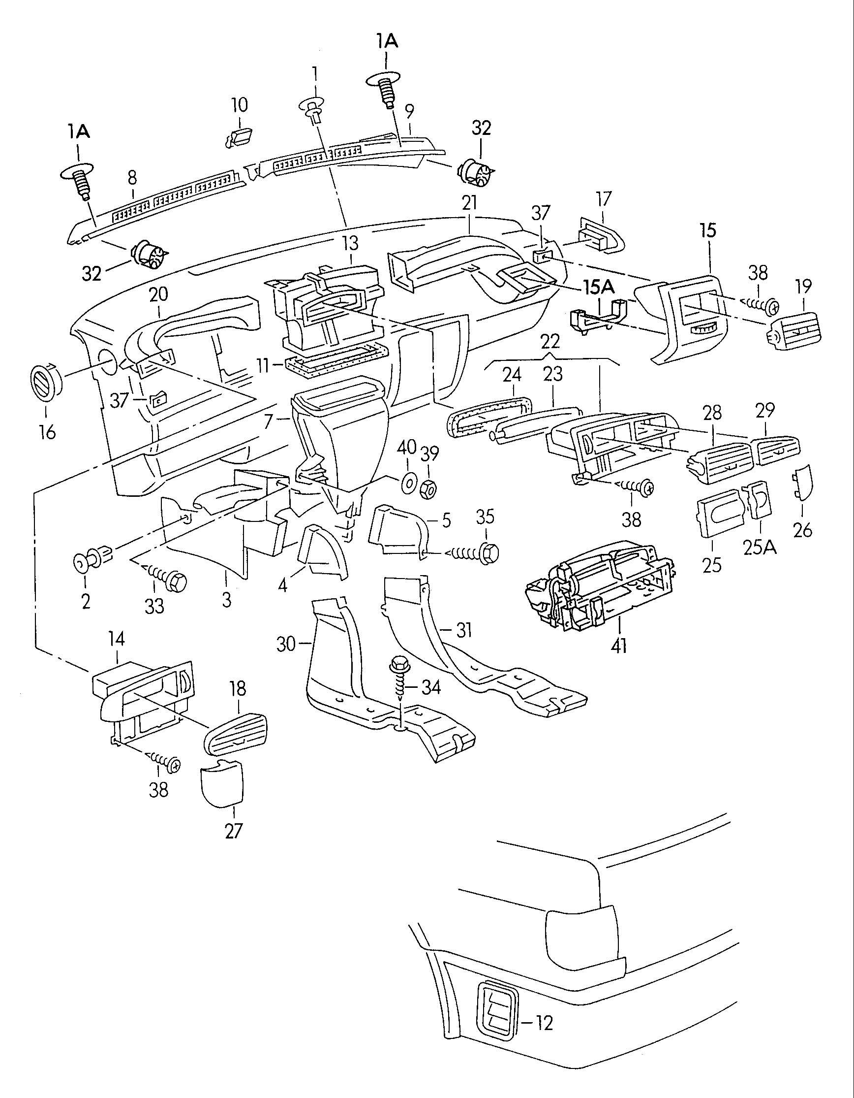 1988 vw cabriolet wiring diagram