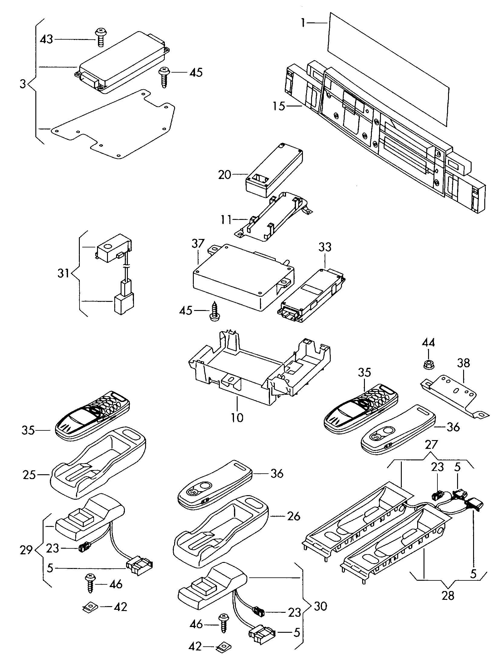 teca wiring harness tape vw