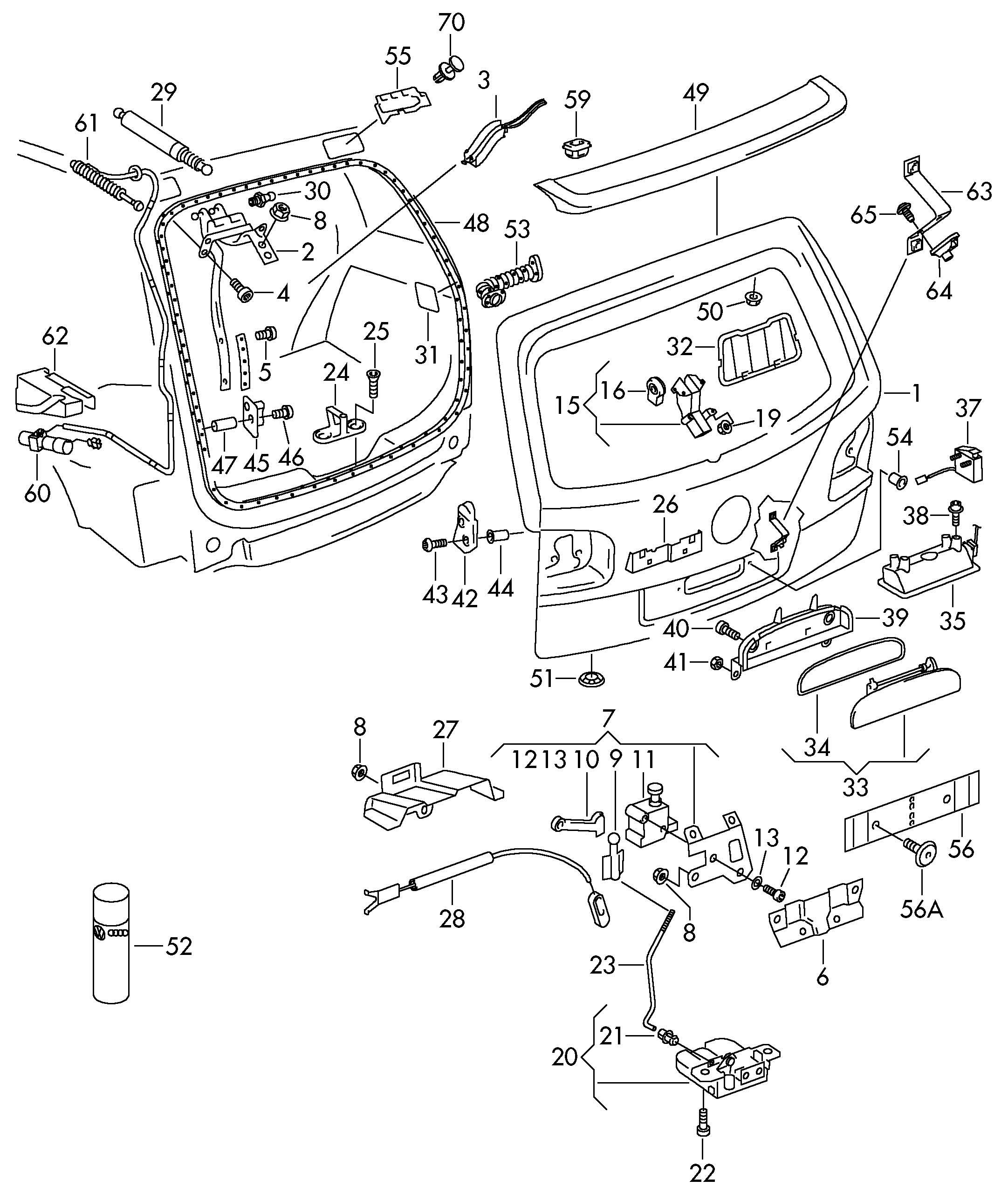 1976 volkswagen beetle wiring diagram