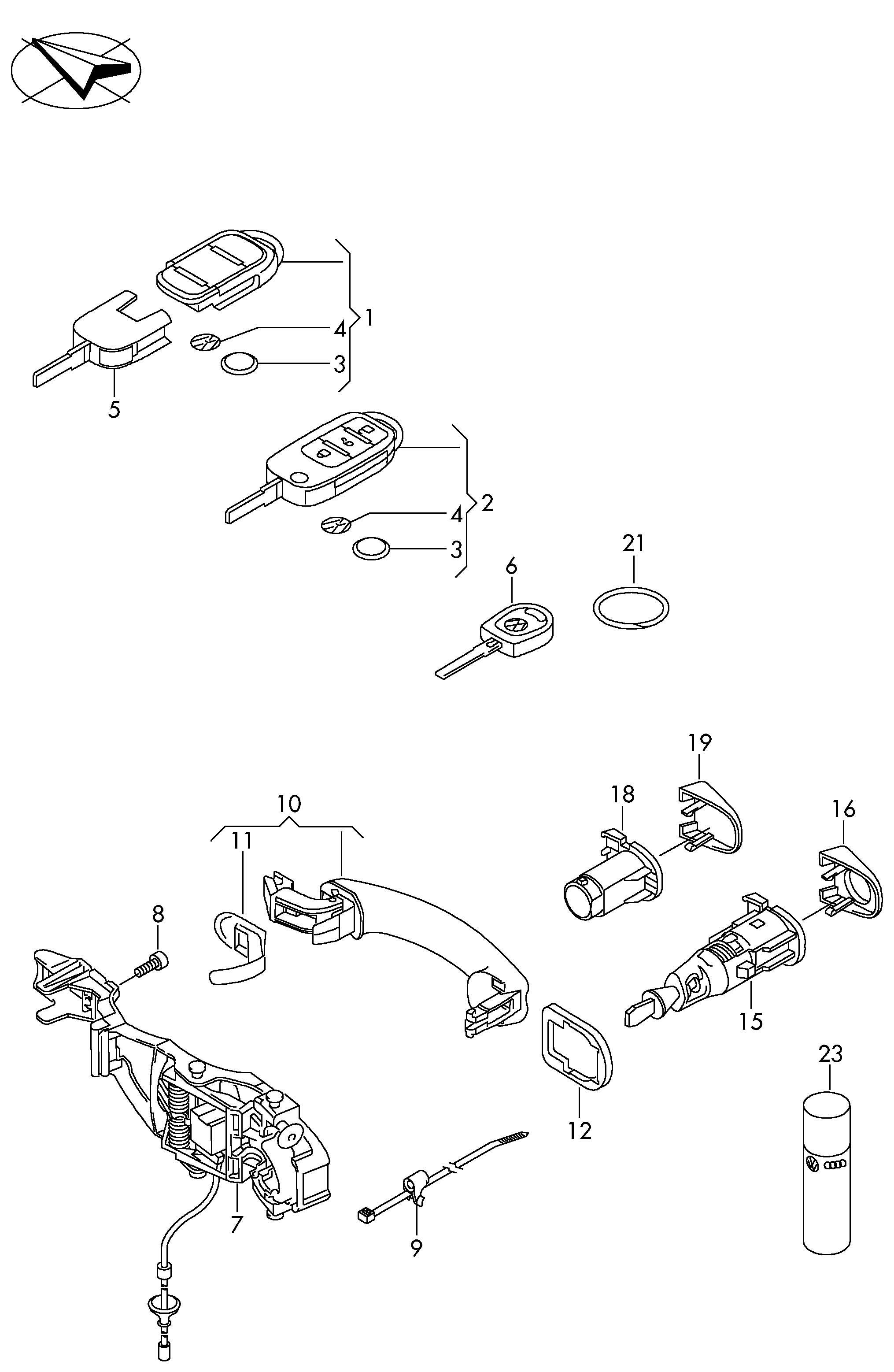 vw bug engine parts diagram