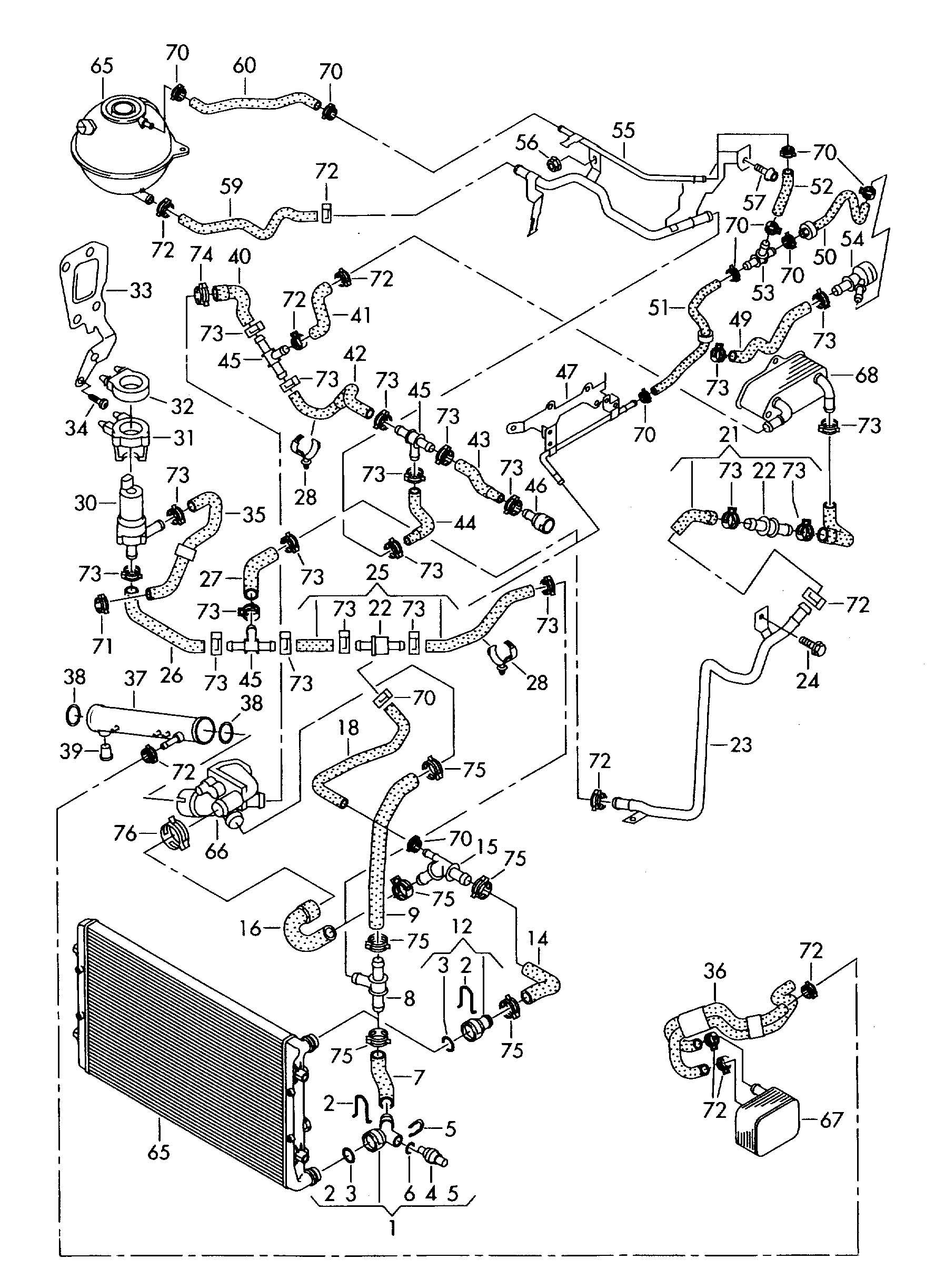 2002 vw cabrio wiring diagram