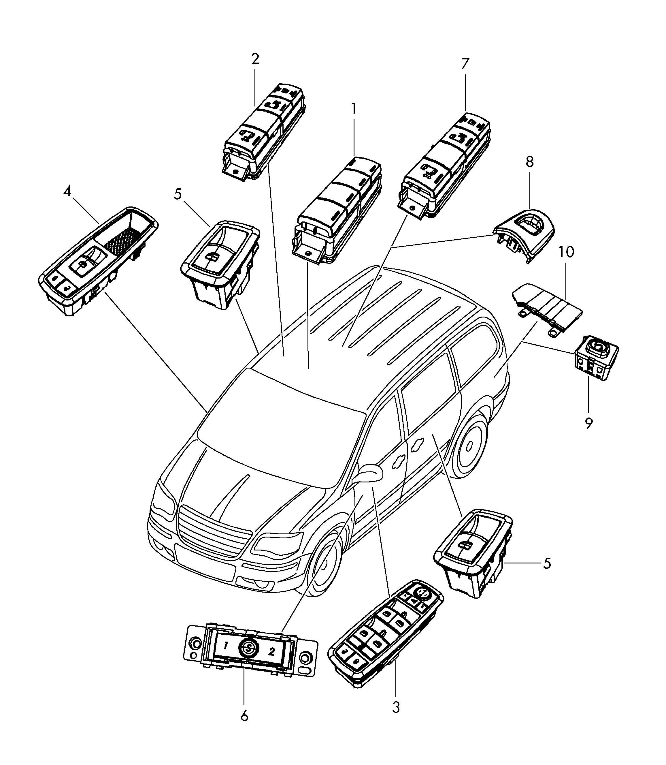 2011 volkswagen routan wiring diagram