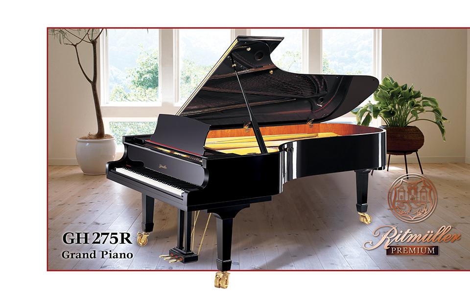 Ritmuller GH 275R Concert Grand Piano \u2013 Jim Laabs Music Store
