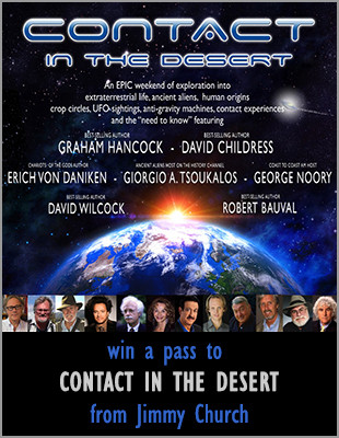 Win A Pass To Contact In The Desert