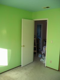 Walls Painted Blue And Green - Home Design Inside