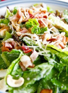 Smokey Blue BLT salad - shutterstock_76294999