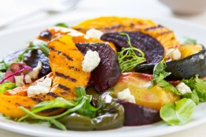 Sweet Potato Salad with Vinaigrette