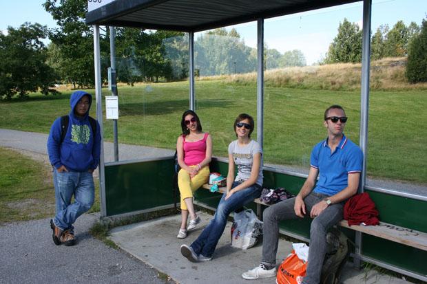 waiting_haninge