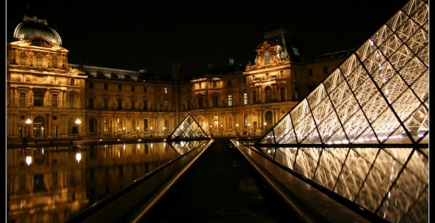 Grand Louvre courtesy of Felber on Flickr