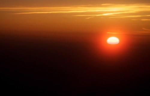 Photo from Amanda Lynne Ballard: sunset