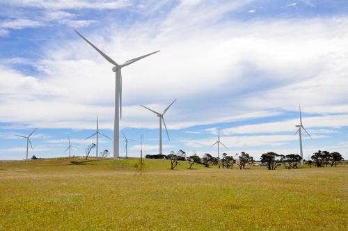 Australia-wind-turbine