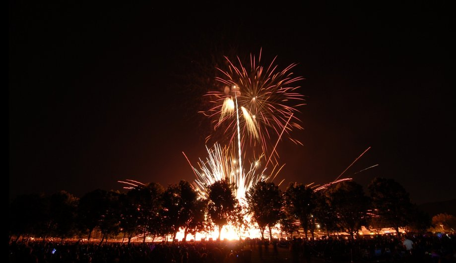Simi Valley Fireworks Mishap