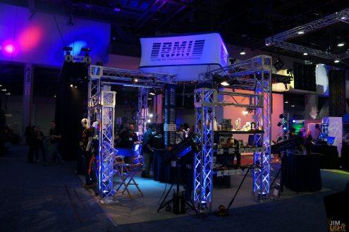 USITT 2015 Show Floor... BMI