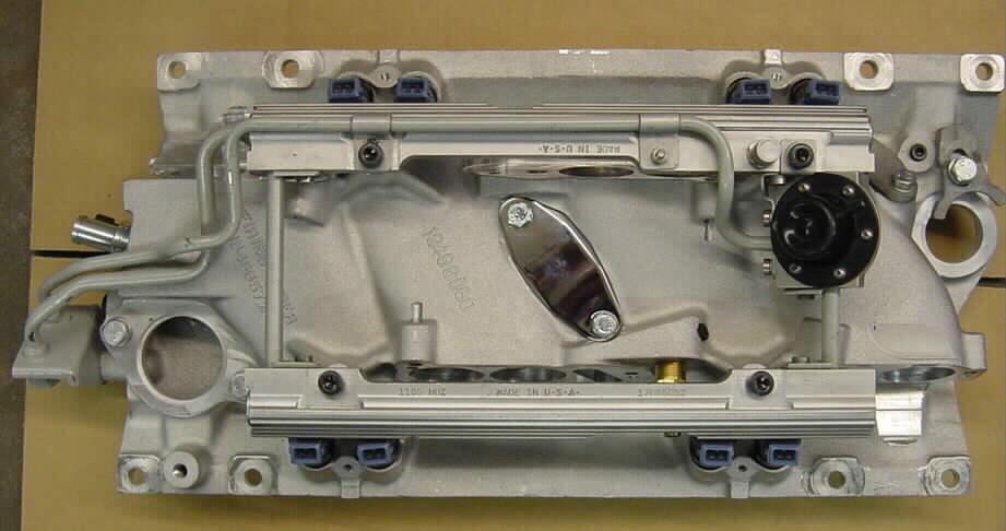 GM Port Injection in Chev Trucks