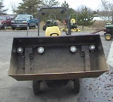 John Deere Garden Tractors - Compact Tractors -Vintage Tractors