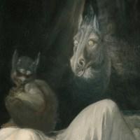 Schwarze Romantik. Von Goya bis Max Ernst