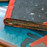 Peter Tollens Künstlerbücher