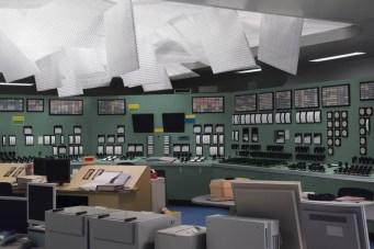 Thomas Demand Kontrollraum / Control Room, 2011, C-Print / Diasec, 200 x 300 cm © VG Bild-Kunst, Bonn 2014 courtesy Sprüth Magers Berlin London