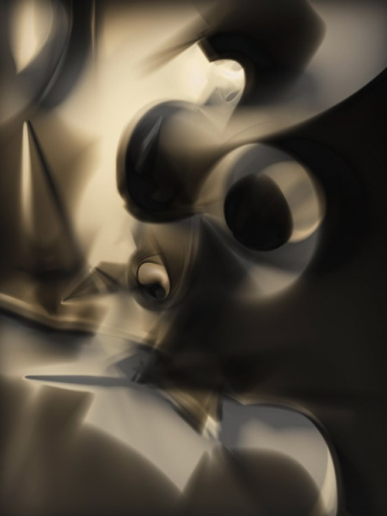 Thomas Ruff, phg.01, 2012 Chromogenic Print, Diasec 240 x 185 cm Privatbesitz © VG Bild-Kunst, Bonn 2015