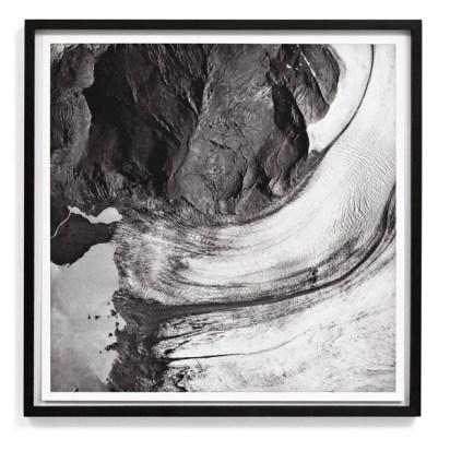 Olafur Eliasson The Cartographic Series IV (Detail), 2007 1 von 25 Fotogravüren, 52 x 52 cm Courtesy Niels Borch Jensen Gallery & Editions, Berlin / Kopenhagen