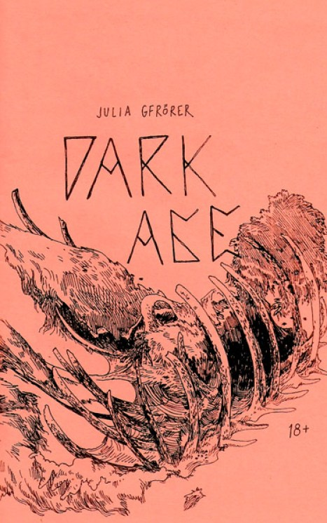Julia Gfrörer, Dark Age (Cover)