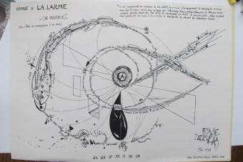 Tona Scherchen-Hsiao, Voyage de la larme (de crocodile), 1977