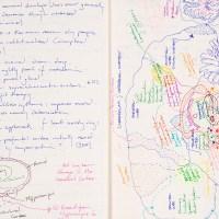Gezeichnete Ideen. Skizzenbücher von zehn Architekten der Moderne
