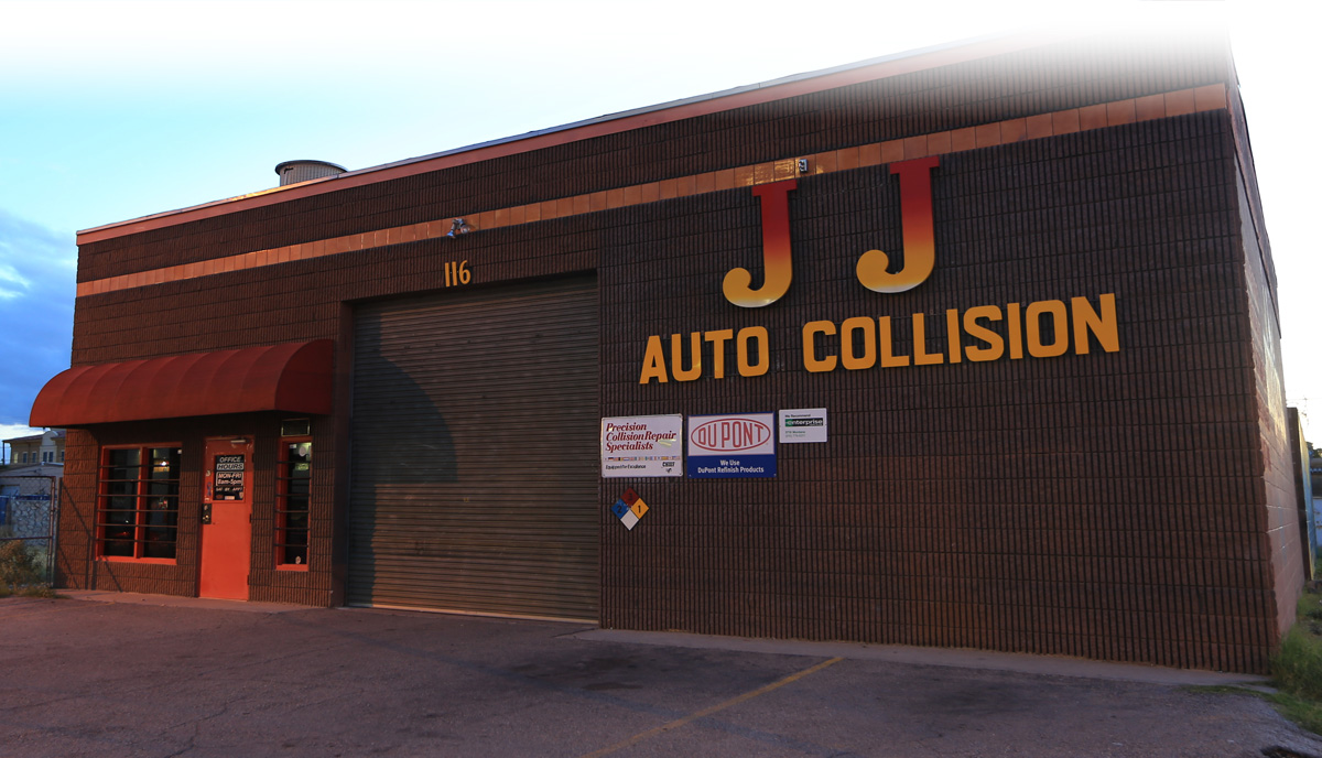 jj collision center el paso texas auto collision