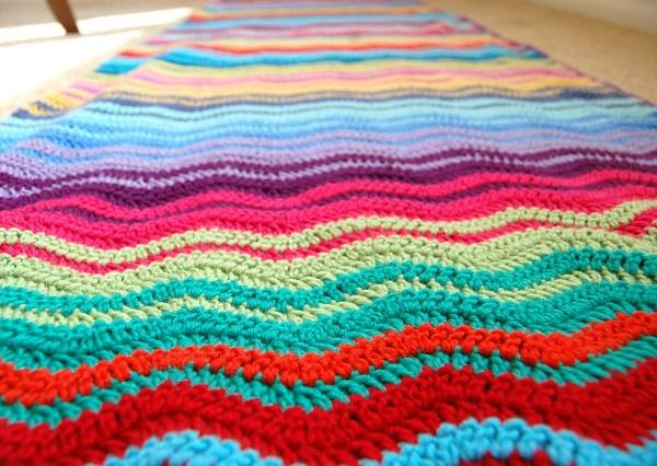 Afghan Patterns Crochet Ripple Crochet Ripple Afghan