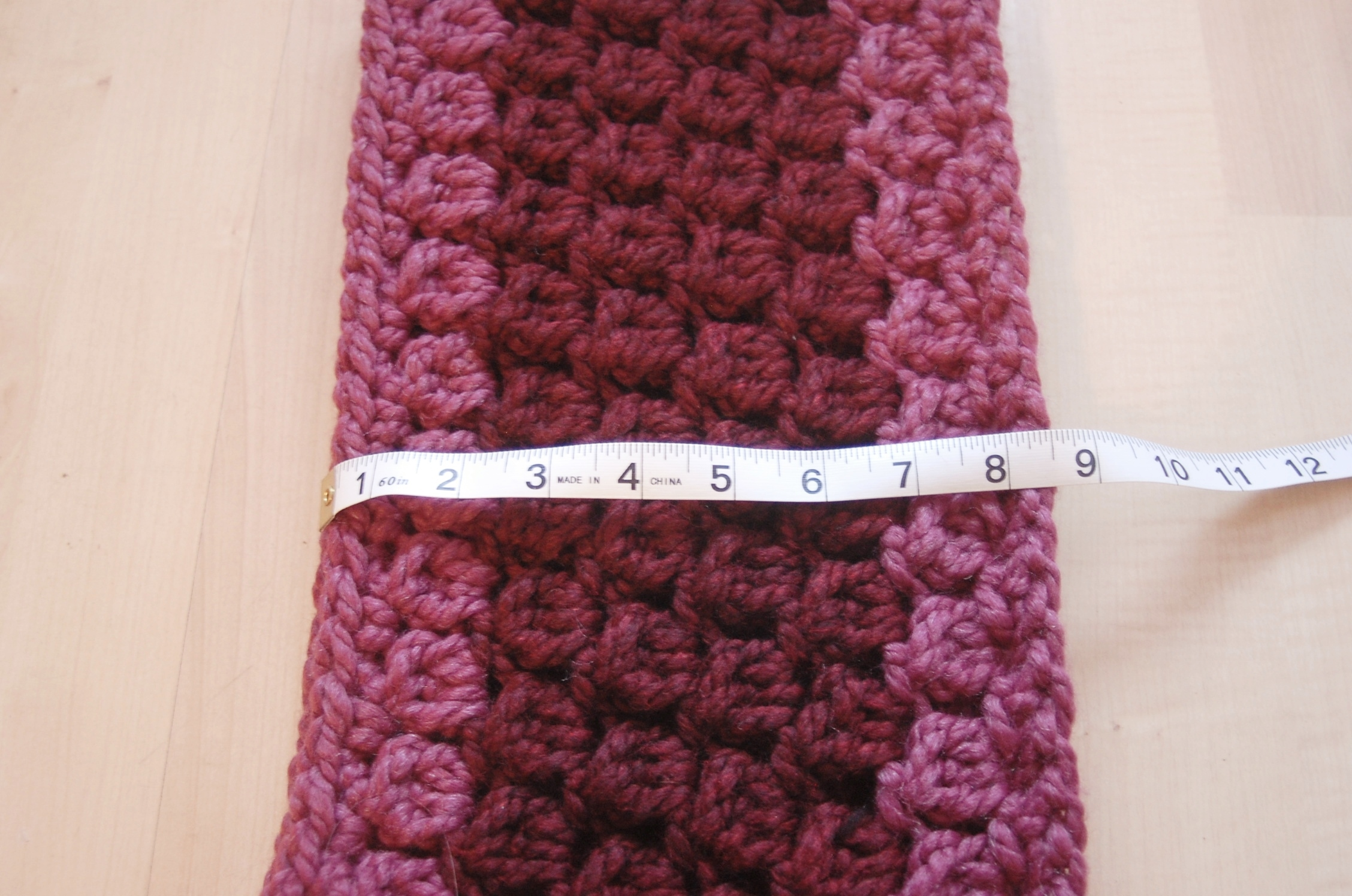 Easy & Quick Crochet Cowl Pattern