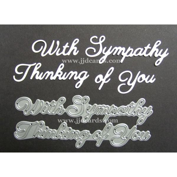 Britannia Dies - Thinking of You, With Sympathy - 012