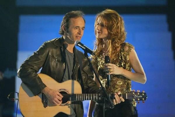 Nouvelle collaboration entre Jean-Jacques Goldman et Céline Dion