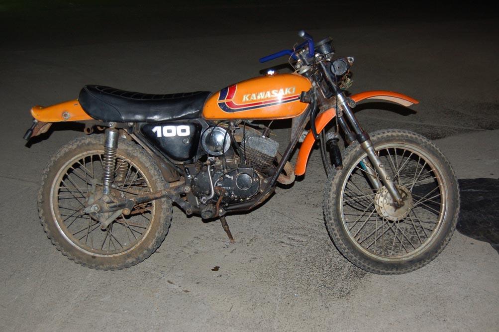 1974 kawasaki g5 100 - Kawasaki Motorcycle Forums