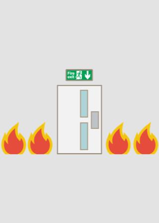 Fire-Rated Board & Door Installation