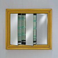 "Afina Vanderbilt 42"" Medicine Cabinet - Baroque Antique ..."