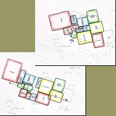 Schematic Design begins to develop design concepts