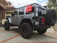 Jeep JK Roof Rack