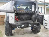 Tub Mounted/Baja Style Spare tire mounts - Jeep Wrangler Forum