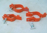 PVC Flush Joint Pipe Clamps | J&K Tool Company, Inc