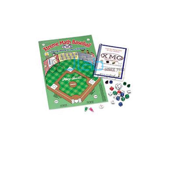 Xtreme Math Baseball Basic Kit India, Xtreme Math Baseball Basic Kit